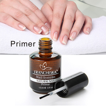 1Pcs Nail Primer Base For Nail Cleaning Agents And Adhesives UV Gel Polish Tips Quick Air Dry Primer Manicure Tools TSLM1 image