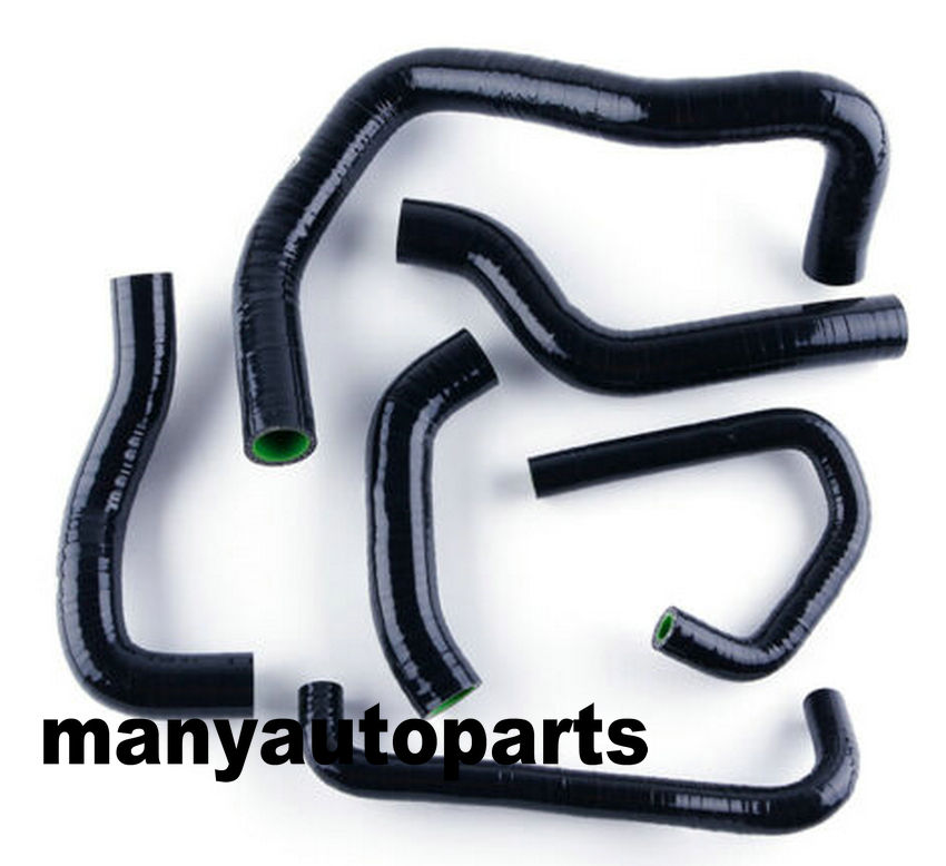 KAWASAKI ZX10R 2008-2010 STAINLESS STEEL RADIATOR COOLANT HOSE CLIPS CLIP KIT