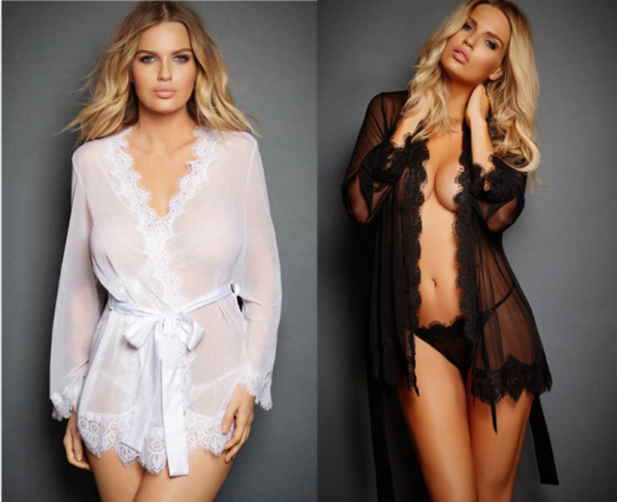 <font><b>Sexy</b></font> Lingerie Hot Women Porno Sleepwear Lace Underwear Sex Clothes <font><b>Babydoll</b></font> Erotic Transparent Dress black <font><b>sexy</b></font> lingerie image