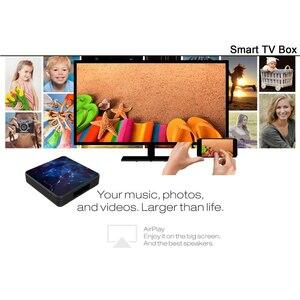 Image 5 - GoogleのプレイZ3アンドロイドテレビボックスA95X allwinner H6高速4グラム32ギガバイト64ギガバイトのスマートtvボックスUSB3.0アンドロイド9.0 tvボックスhdのandroidボックス