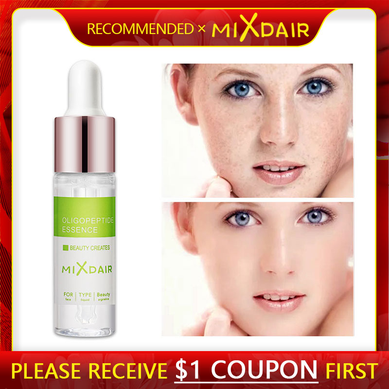 MIXDAIR Oligopeptide Serum Essence Moisture Repairing Fade Acne Marks Repair Skin Purify Pores Anti-wrinkle Acne Treatment Skin