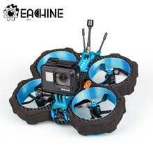 Eachine Cvatar 142mm 6S/4S 3 Inch Cinewhoop Duct FPV Racing RC Drone PNP/BNF Analog Version RunCam Nano2 2400KV/3600KV 35A ESC