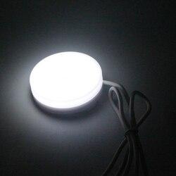 5V 3W USB aimant LED plafonnier pour Camping livre bureau lampe de lecture Camping livre avec interrupteur ON/OFF interrupteur câble pour voyage