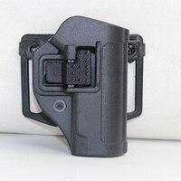 Funda de bolsa de pistolera táctica PPK para WALTHER PPK PPK-L PPK/S 2238 funda de pistola de deporte pistola de aire de mano derecha cinturón de cintura de llevar