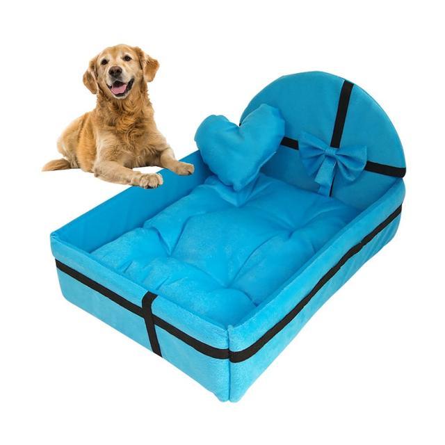 Cushion Pet Dog House Nest.