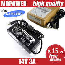 MDPOWER For Samsung LCD monitor power AC adapter AP04214-UV 14V 3A charger Cord