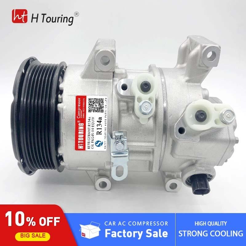 5SE12C Compressor for TOYOTA AURIS AVENSIS RAV 4 VERSO 88310 02400 88310 42250 88310 42260 447150 5200 447190 5200 447260 1250 Air-conditioning Installation     - title=