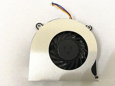 Новый оригинальный вентилятор охлаждения процессора для Dell Latitude E6400 E6410 Series 04H1RR DC280007TFL