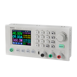 RD6018 18A PC Software Control Voltmeter Constant-Voltage and Constant-Current Direct-current Power-Supply Module Keypad