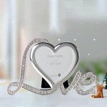 Фоторамка lasody в форме сердца для пар Рождественский памятный