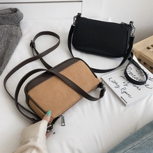bags for women A new vintage fashion frosted womens bag fall 2019 luxury handbags designer