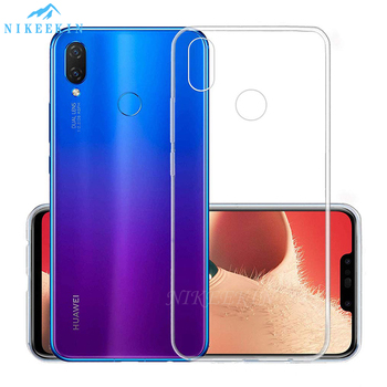 Soft TPU Shockproof Case For Huawei Nova 5T 5i Pro Nova 7 Pro 7i 6 SE Nova 4E 3E 3i Nova 2i 2S 2 Lite Plus Silicone Clear Cover image