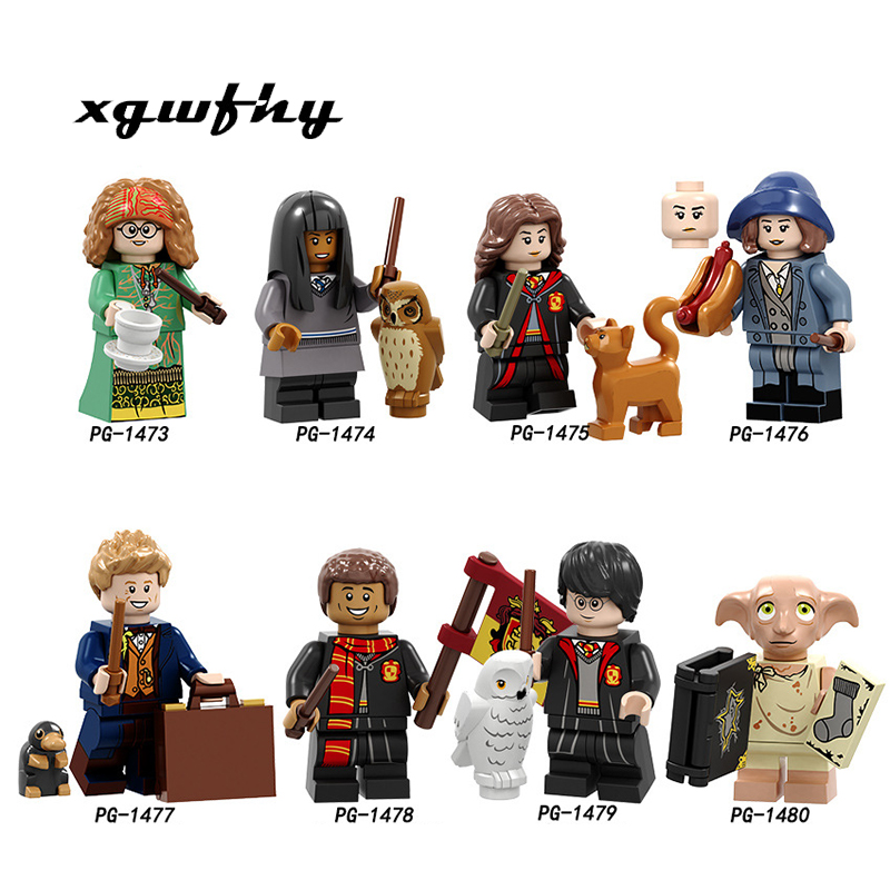 Harry Potter Chrismas Ornament Set Dumbledore Hagrid Sirius Snape And More