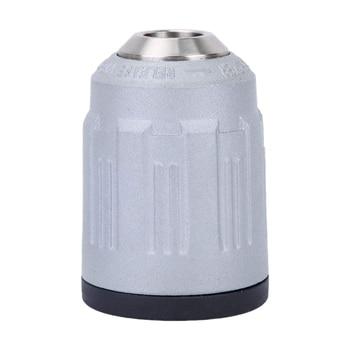 цена на Keyless Drill Chuck Adapter 1/2-20UNF 2-13mm, Drill Bit Chuck Quick Change Adapter Conventer, Impact Driver Conversion Tool,for