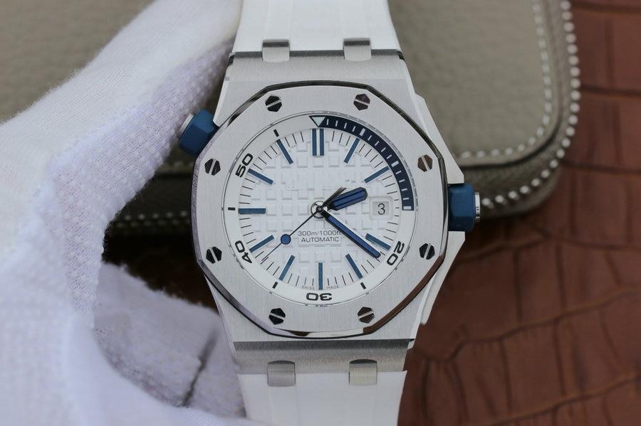 Réplica relógio masculino ap royal series 15710st.oo.a010ca.01