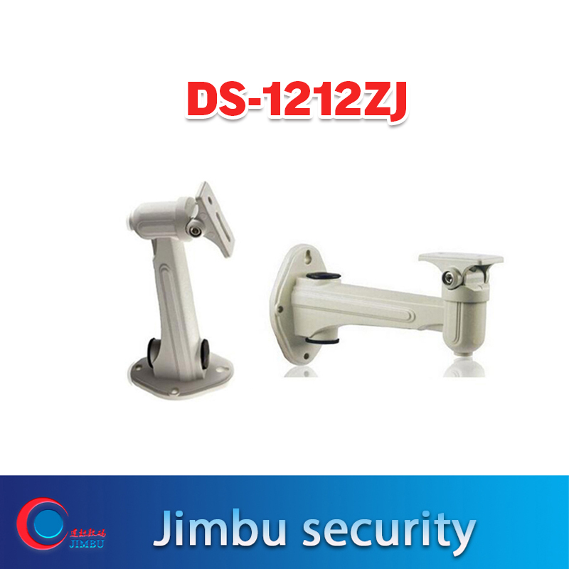 Bullet Camera DS-1212ZJ Soporte HIKVISION Cctv Wall Mount Side DAHUA Wall Mount IP Camera Brackets Mounts 1212ZJ