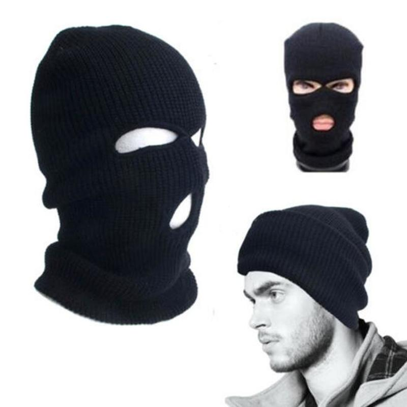 Bandit Mask Cosplay Costumes Accessories Funny Brigand Terrorist Masked Rob Caps Party Halloween Spoof Props