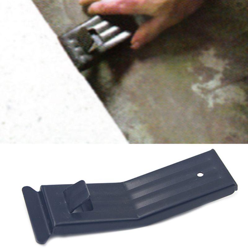 Drywall Door Foot Lifter  Durable Metal Raising Tools Mini Pulling Foot Lifter M7DA