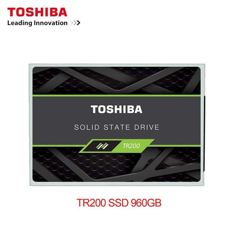 Original Toshiba 960GB SSD TR200 Built-in Solid State Drive 5400RPM TLC 2.5