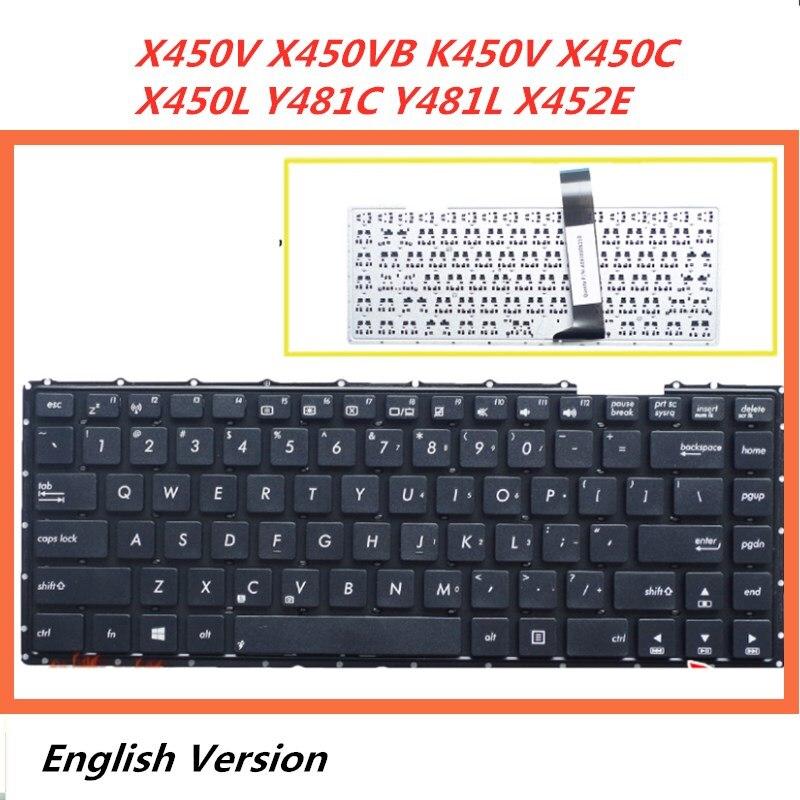 UK Replacement Laptop Keyboard For ASUS X551 X503M Y583L F555 W519L A555L K555L