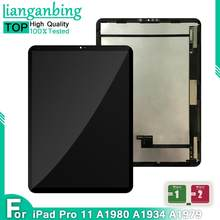 LCD For iPad Pro 11 A1980 A1934 A1979 LCD Display Touch Screen Panel Screen Assembly Replacement For iPad Pro 11