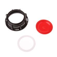 IBC Tote бак для воды дренажный кран с форсункой крышка клапана фитинги Женская резьба Прямая поставка поддержка
