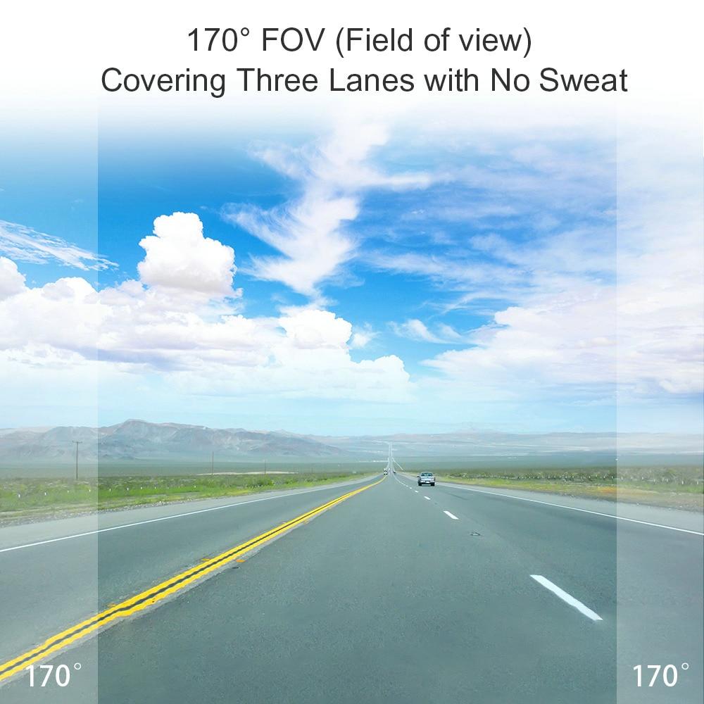 DVR Carro Traço Cam Visão Noturna Gravador DVR Carro