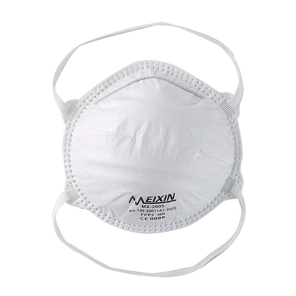 Anti-fog Headband FFP2 Grade Round Mask Non-woven Dust Mask Anti Breathing Bicycle Riding Face Mask Safety Masks