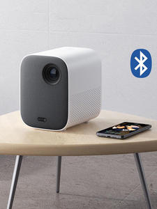 Xiaomi Mini Projector Beamer Support TV Video DLP WIFI Mijia Home Cinema Full-Hd LED