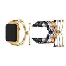 цена на 38mm/42mm Stainless Steel Wristband Strap for iWatch 1/2/3 Smart Watch Wrist Bracelet Strap for Apple Watch 1/2/3 Series