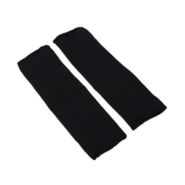 SEWS-PPTA de brazo de manga larga anti-quemaduras anti-cortes Sagittarius-1 par negro
