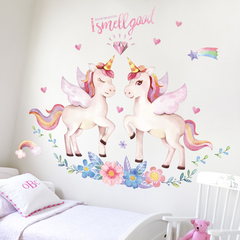 Unicorn Wall Sticker for…
