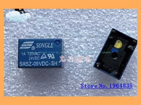SRSZ-09VDC-SH 9VDC 5