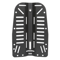 Tech Scuba Diving Backplate with Holes Diver BCD Harness Back Plate for Flexibility in Accessory Mounting Strong & Strudy