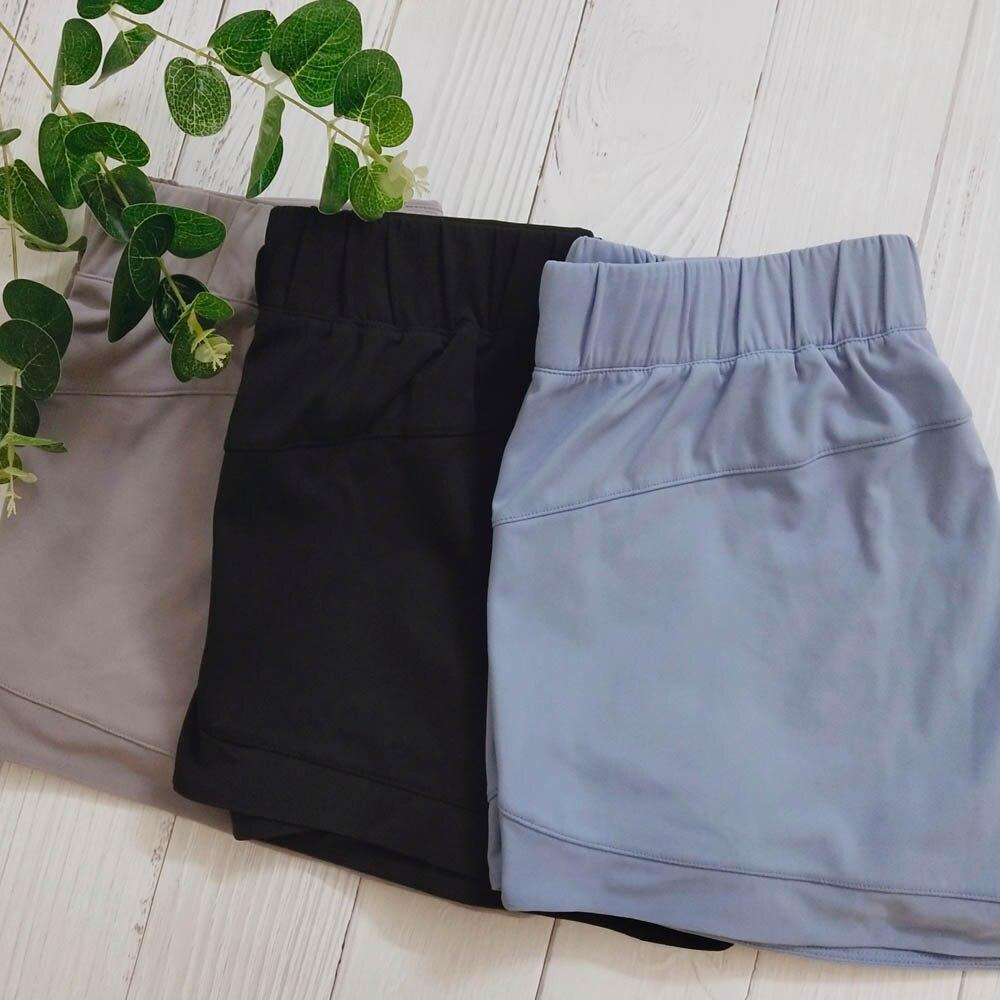 Женские шорты для бега с карманами для телефона, шорты для тренировок в тренажерном зале, дышащие спортивные шорты для бега и занятий йогой, женские шорты больших размеров XL XXL, 2020