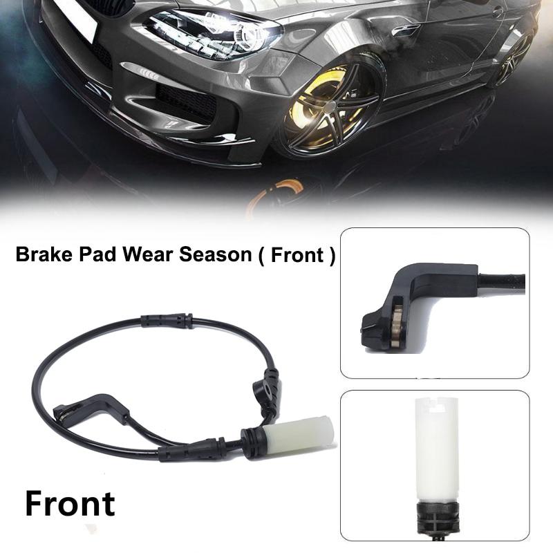 New Front Disc Brake Pad Wear Warning Sensor For BMW 3 Series E90 E91 E92 E93 2006-2012 Front Brake Pad Sensor For BMW 4