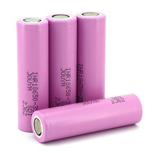3.7V 3500mAh 18650 rechargeable li-ion Battery INR18650 35E Cells