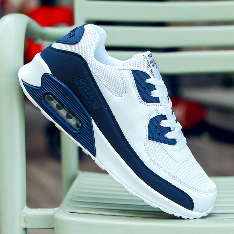 Fashion Men Shoes 39-46 Big Size Comfortable Casual Shoes Men Sneakers Light Bottom Lovers Breathable Popular Four Seasons Shoes
