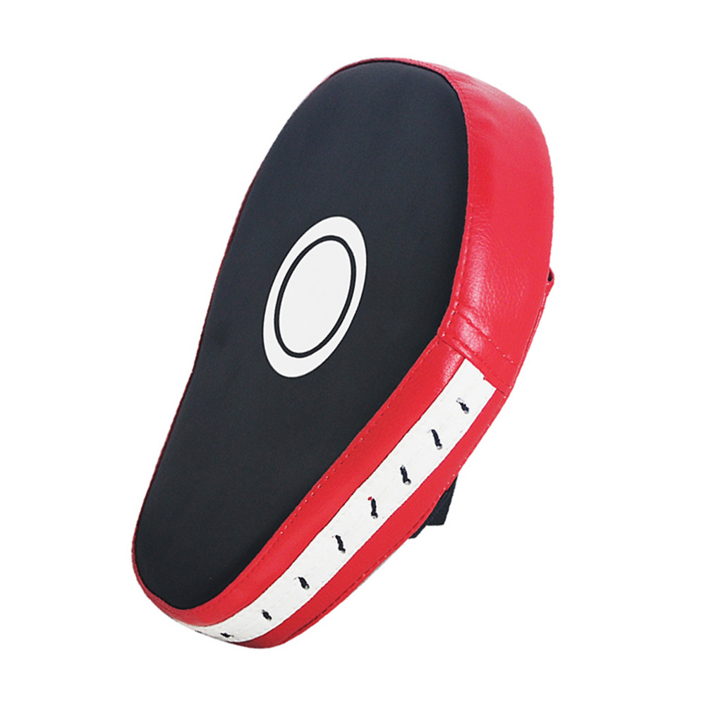 1pc PU Hand Target 5 Fingers Mitt Focus Punching Pad For Karate Boxing Thai Martial THJ99