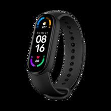 Xiaomi Mi Band 6 Смарт Браслет часы ксиоми ми бенд 6 AMOLED Экран Браслет фитнес-трекер пульсометр с дистанционным управлением