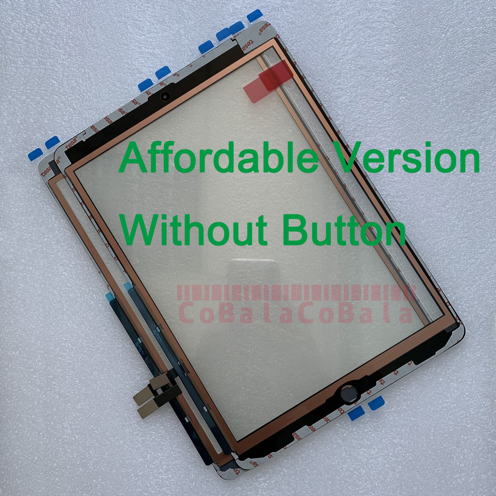 For A2270 10Pcs iPad A2430 Screen Touch 7th Digitizer 10.2 A2200、8 A2198 2020 Generation A2428 A2429 2019 8th Sensor 7 A2197