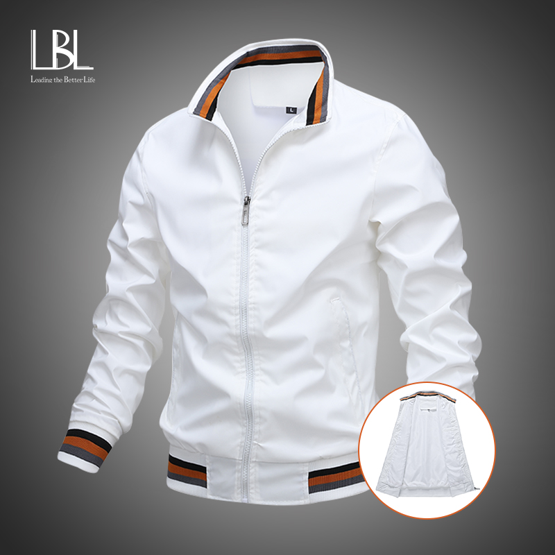 Mens Jackets and Coats Men's Bomber Jacket Spring Autumn Jacket Men 2021 New Fashion Army Outdoors Clothes Casual Streetwear