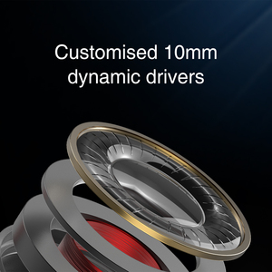 Image 4 - טורנירים V90 4BA + 1DD היברידי IEM 5 נהג Untis מתכת באוזן אוזניות אוזניות Auriculares HIFI צג ספורט ריצה שלב 2Pin V80