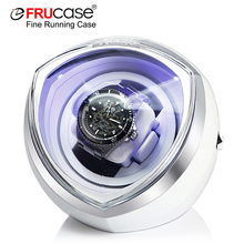 FRUCASE  Watch Winder for Automatic Watches Watch Box Display Collector Storage With Light