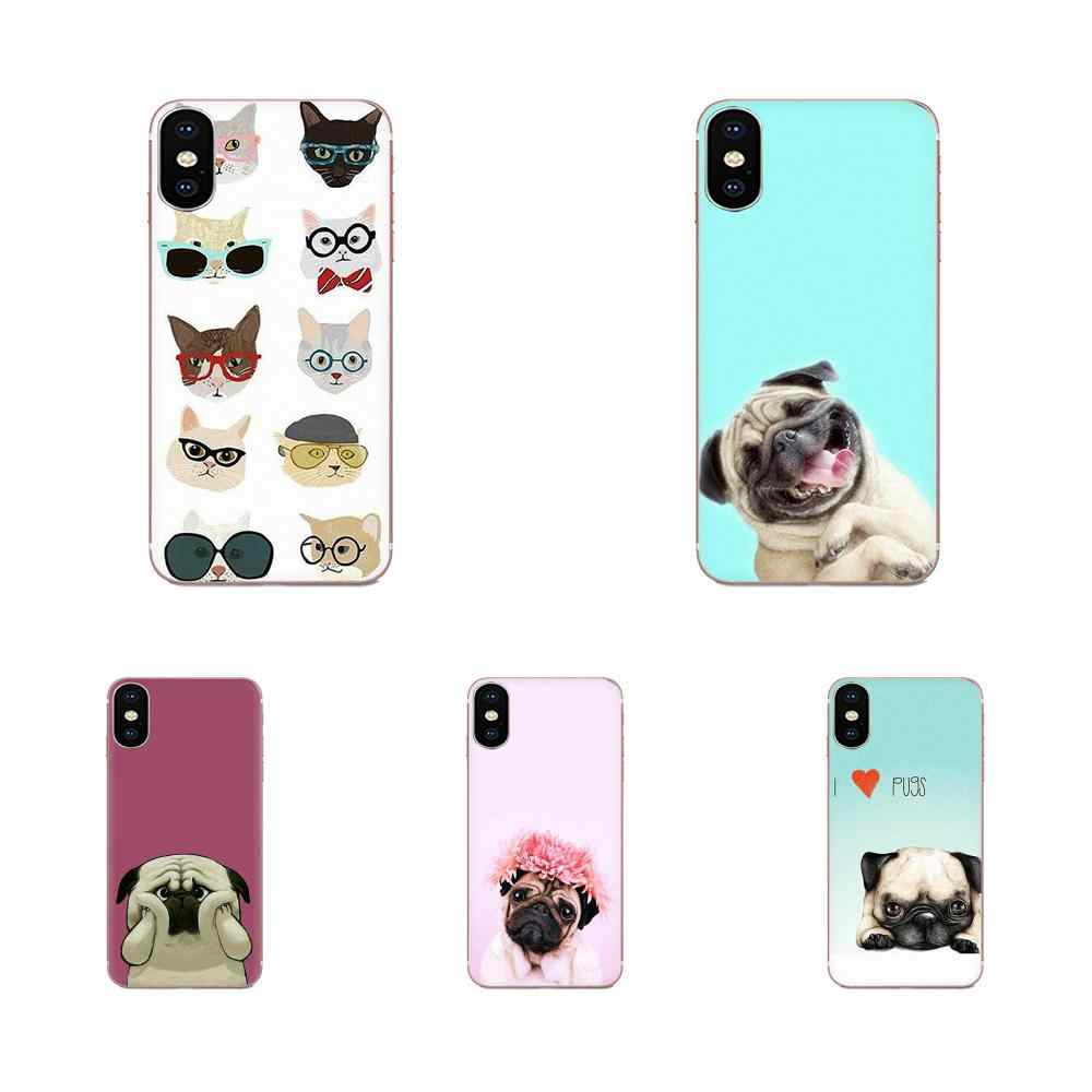 Super Fashion Funny Dog Top Detailed Phone Case For LG K50 Q6 Q7 Q8 Q60 X Power 2 3 Nexus 5 5X V10 V20 V30 V40 Q Stylus