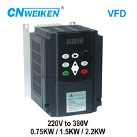 step up boost converter inverter 220v to 380v 3 phase power transformer for motor VFD