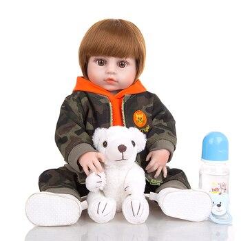 Кукла-младенец KEIUMI 19D27-C346-S08-T19 3