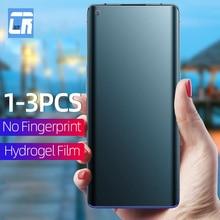 1-3Pcs No Fingerprint Matte Hydrogel Film for Oppo Reno 3 Find X2 Pro Screen Protector Realme Q 6 5 X50 Soft