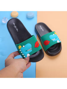 Slippers Sandals Unicorn Dinosaur Home-Shoes Outdoor Baby-Boy-Girl Beach-Water Summer