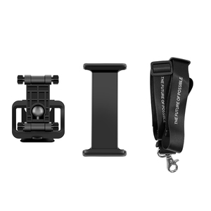 Image 5 - DJI Remote Control Holder Bracket Phone Tablet Front Bracket Holder for DJI Mavic 2 Pro DJI Mavic Air Spark Mount Clip for Pad
